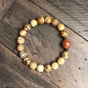 "Jewelry - ""Desert"" bracelet"